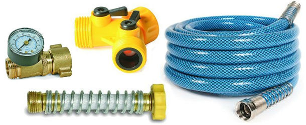 Rv Water System Fittings Parts And Hoses