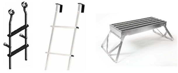 Remarkable Rv Ladders And Step Stools Trailer Parts Superstore Alphanode Cool Chair Designs And Ideas Alphanodeonline