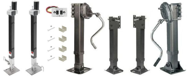 Semi-Trailer and RV Landing Gear at Trailer Parts Superstore