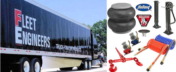 Tractor Trailer Equipment at Trailer Parts Superstore