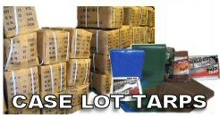 Discount Case-Lot Tarps