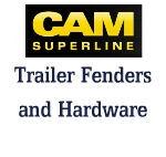 CAM Superline Trailer Fenders and Hardware
