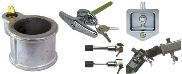 Trailer Locks and Security Equipment
