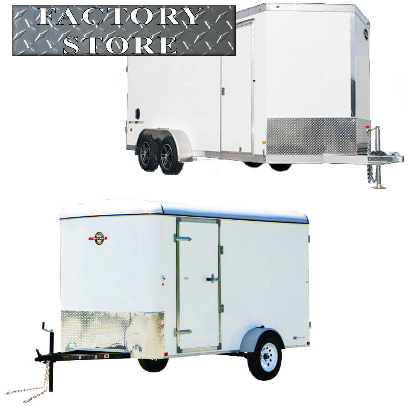 Utility Trailer Factory Parts
