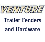 VENTURE Boat Trailer Fenders and Hardware