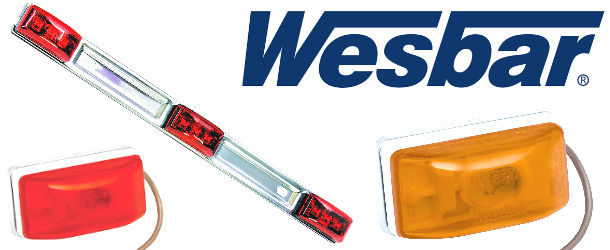 WESBAR Clearance and Marker Lights