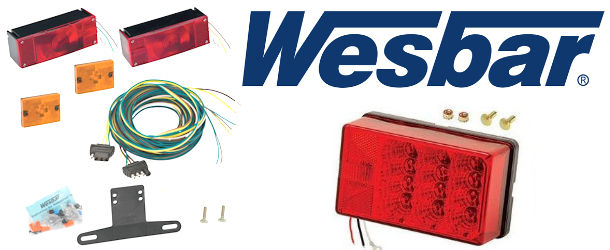 WESBAR Trailer Light Kits and Tail Lights on trailer generator, trailer brakes, trailer mounting brackets, trailer plugs, trailer fuses, trailer hitch harness,
