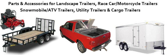 Landscape and Work Trailer Parts