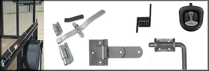 Tractor Trailer Door Latch : Trailer ramps door and gate hardware at parts