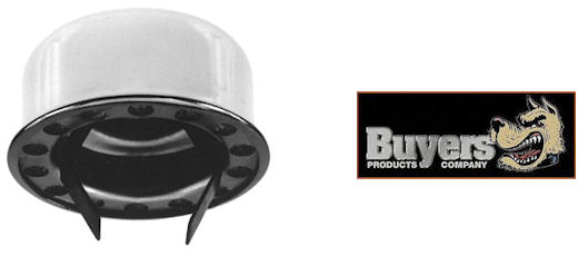Details about Buyers Push-In Type Breather Cap,1-1/2