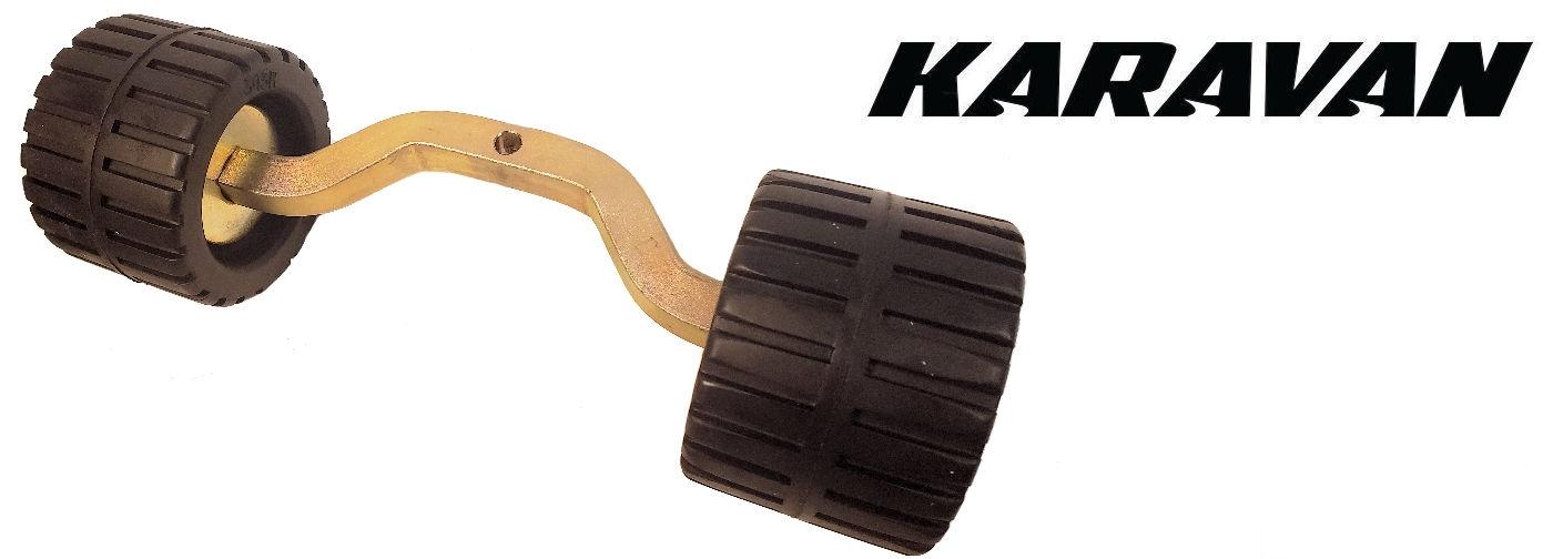 Details About Karavan Dual Roller Sub Assembly 310 00998 Zn