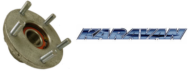 karavan autoflex knott hub sealed bearing 200 00036. Black Bedroom Furniture Sets. Home Design Ideas