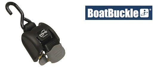 """Paire Boatbuckle G2 Rétractable imposte Tie-down 14-43/""""/"""""""