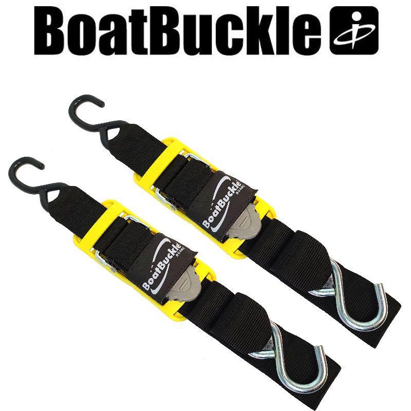 Boatbuckle Transom Krawatte Unten 2X6 Kwik-Lok F12067 LC