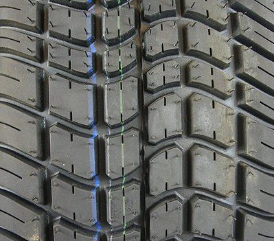 205-65-10//20.5-8.0-10 Load Range C Tire Mounted on 5 Bolt Galvanized Steel Rim