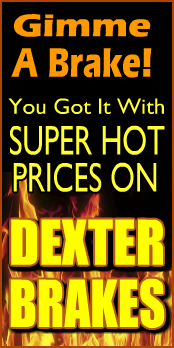 Super Low prices on Dexter Brakes