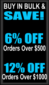 LARGE PURCHASE DISCOUNT!