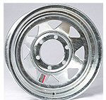 Galvanized Trailer Rim