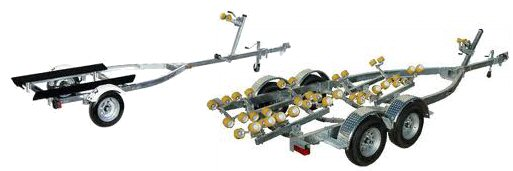 Boat Trailer Parts & Accessories