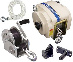 Boat Trailer Winches, Parts & Accessories
