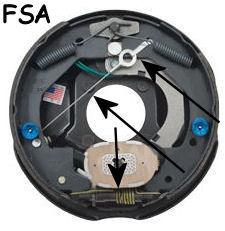 FSA Brake Assembly