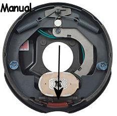 Manual Adjust Brake