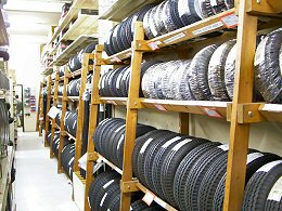 Trailer tires from 8in. to 16in. with rim