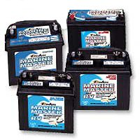 We sell Deka Marine/RV Batteries