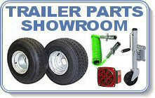 Trailer Parts at our Delaware Showroom