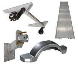 Boat Trailer Parts and Accessories at Trailer Parts Superstore