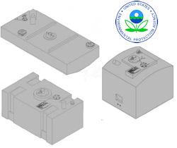 EPA/CARB Certified Redi-Tanks