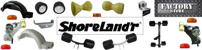 shoreland u0026 39 r boat trailer parts